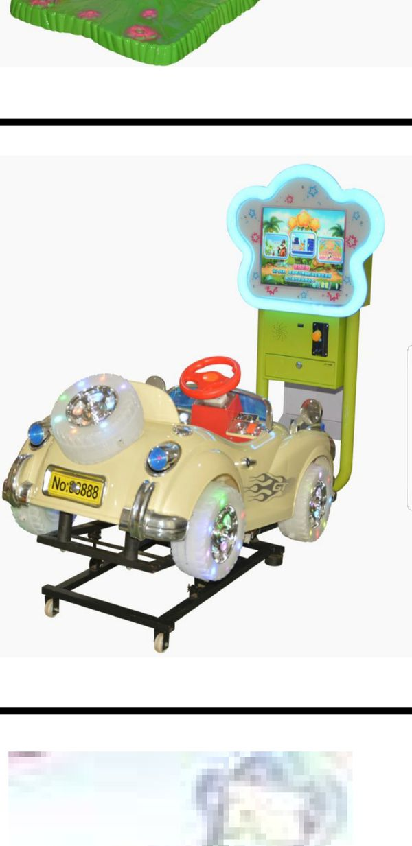 kids ride games