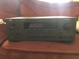 NAD AV716 Home stereo audio visual receiver for Sale in Washington, DC