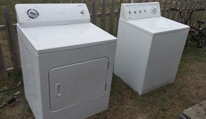 Electric washer and dryer for Sale in Wichita, KS