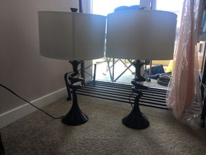 (2) Lamps for Sale in San Diego, CA