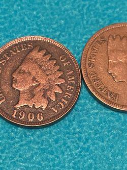 1906 Indian Head Cents for Sale in Jensen Beach,  FL