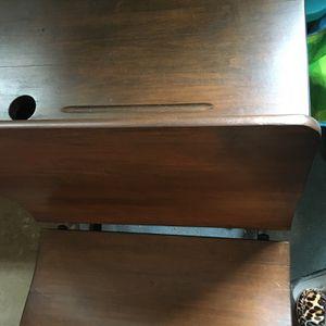 Antique Old Schoolhouse Desk for Sale in Fairfax, VA