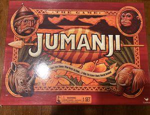 Jumanji board game complete for Sale in Glen Ellyn, IL