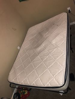 Bed with frame for Sale in Fairmont,  WV