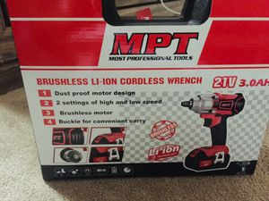 MPT Power tool for Sale in Saint Charles, MD