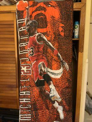 Vintage Michael Jordan sleeping bag. for Sale in Queens, NY