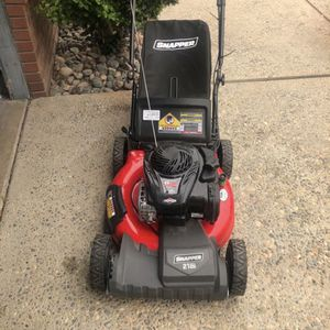"""NAPPER SP55 21"""" Gas 3-in-1 FWD Lawn Mower with Briggs and Stratton Engine Asking 260 for Sale in Bakersfield, CA"""