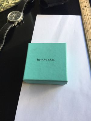 Tiffany & Co necklace sterling authentic 16 inches for Sale in Garden Grove, CA