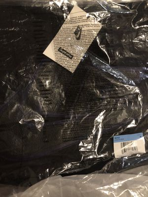 Supreme x Nike Leather Appliqué Hooded Sweatshirt (Size medium) for Sale in Williamsville, NY