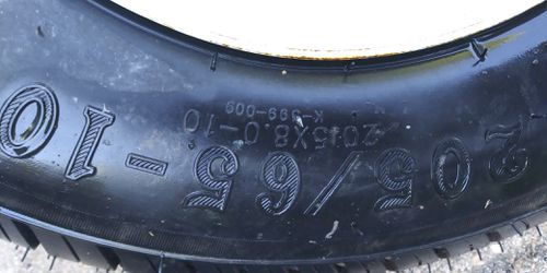 Load Star tire an rim for trailer for Sale in Mims,  FL