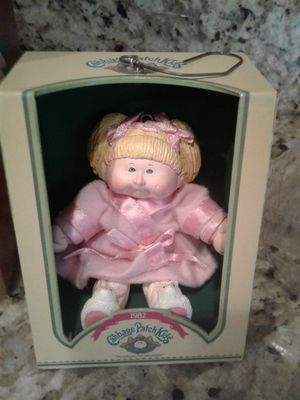 Ornament-cabbage patch doll for Sale in Westminster, MD