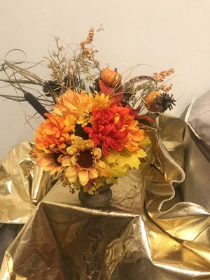 AUTUMN HOLIDAY ARRANGEMENT for Sale in Riverside, CA