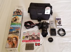 Canon T3i DSLR for Sale in Fort Meade, MD