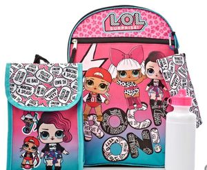L.O.L. Surprise 5 Piece Backpack Set for Sale in Brooklyn, NY