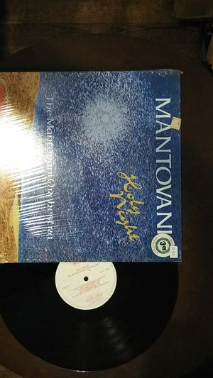 LP mantovani orchestra holy night for Sale in Jacksonville, FL