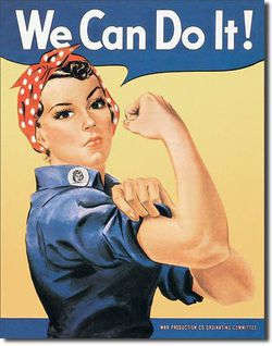 We Can Do It Metal Sign - New and Bagged for Sale in Gresham,  OR