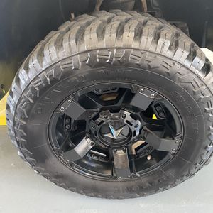 Set Of Four XD 775 18in With Tires for Sale in Los Angeles, CA