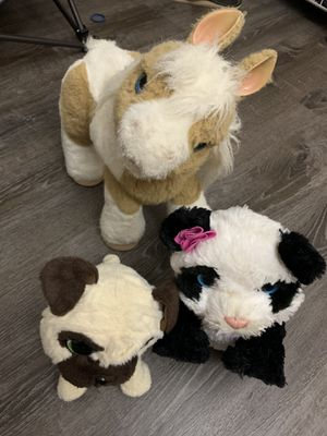 FuRReal friends plush toys for Sale in Gainesville, GA