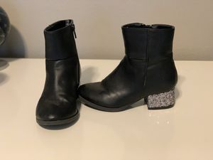 Girls sparkle boots - size 12 for Sale in Algona, WA