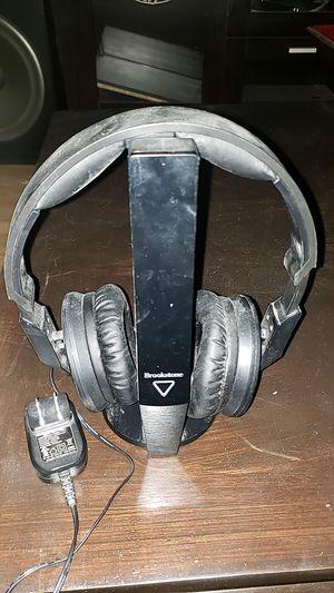 Brookstone wireless headphones for Sale in White, GA