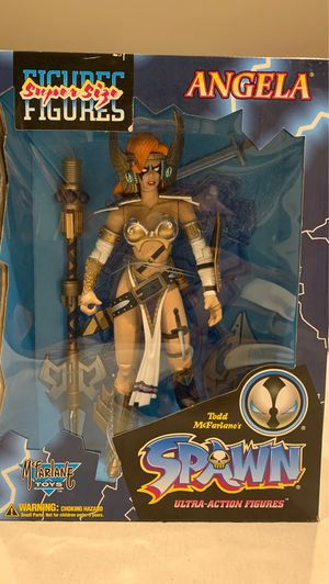 "McFarlane Toys Angela 13"" Figure for Sale in Crofton, MD"