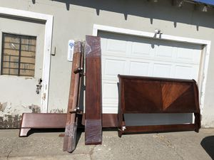 King Size Bed Frame for Sale in Yakima, WA