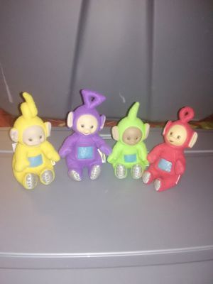 Collectible vintage Teletubbies for Sale in Knoxville, TN