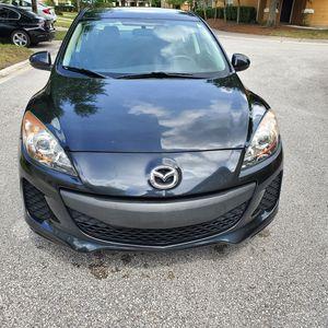 2012 Mazda Mazda3 i Sport Sedan 4D for Sale in Jacksonville, FL