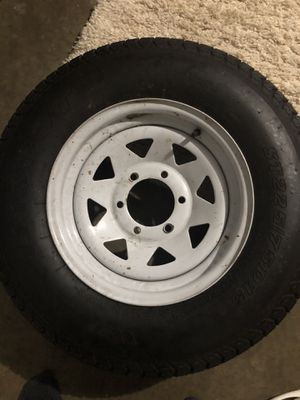 227 75 15 trailer tire for Sale in Seattle, WA
