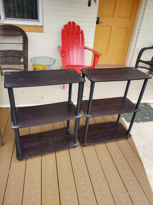 Set of two Laminate shelves for Sale in Clearwater, FL