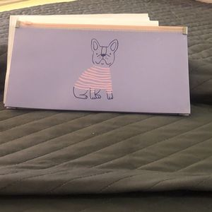 French bulldog pouch make up bag / pencil case for Sale in Alexandria, VA