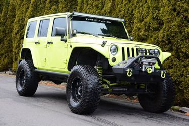 2017 Jeep Wrangler Unlimited for Sale in Gresham,  OR