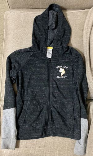 Unicorn Academy Hoodie - Girl's Size XL (14/16) Jacket for Sale in Round Rock, TX
