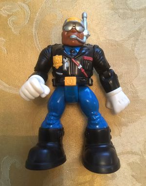 "Collectibles RESCUE HEROES 6.5"" Tall Action Figures Toy for Sale in McKinney, TX"
