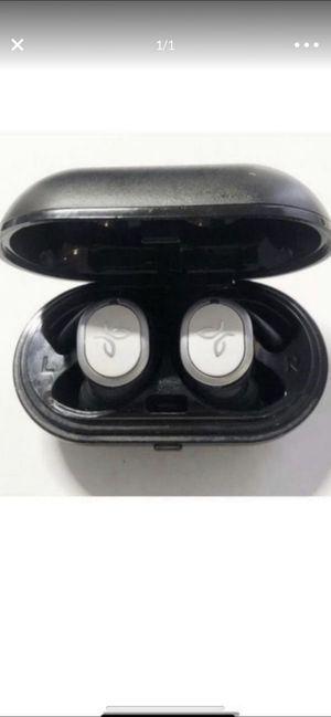 Jaybird 985-000689 RUN True Wireless Headphones White $40 firm for Sale in Newport Beach, CA