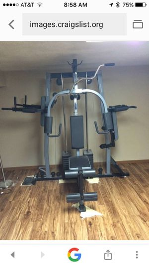 Weider universal weight set for Sale in St. Louis, MO