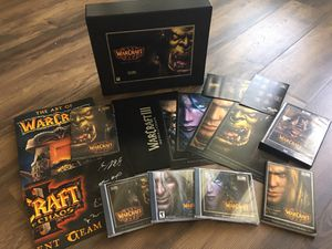 Warcraft III 3 Collector's Edition for PC for Sale in Brentwood, CA