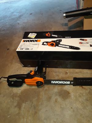 Chain saw for Sale in Sugar Land, TX