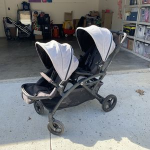 Contours Double Stroller for Sale in Newport Beach, CA