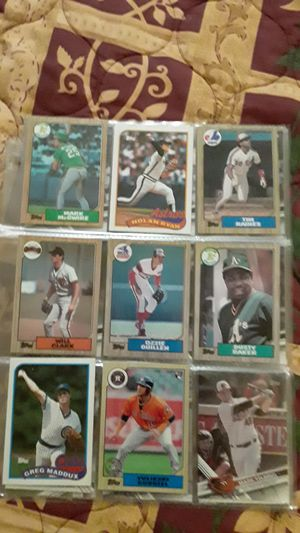 Collectible Baseball Card Lot for Sale in Henderson, NV