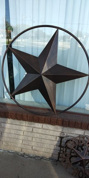 """Large 38"""" Metal Texas Star for Sale in Lancaster, TX"""