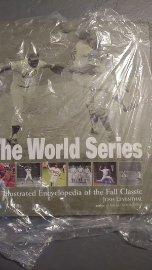 The World Series Encyclopedia Book for Sale in Eddystone, PA