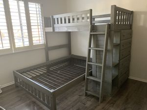 Bunk bed for sale! for Sale in Tustin, CA