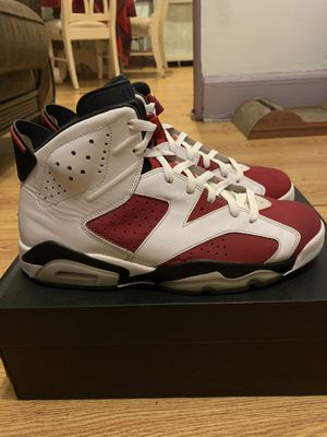 Jordan Carmine 6's for Sale in New Rochelle, NY