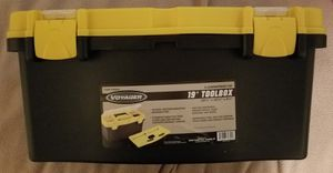 Tool Box with Tools (brand new) for Sale in Bonney Lake, WA
