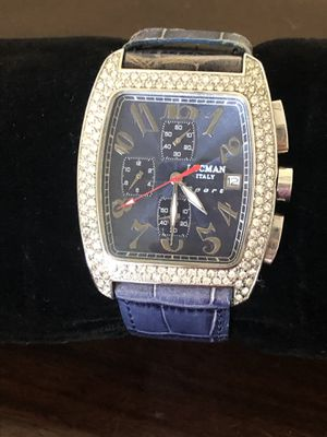 Blue Locman Italy Watch for Sale in San Diego, CA