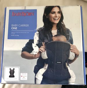 Babybjorn baby carrier for Sale in Portland, OR