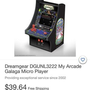 Galaga My Arcade for Sale in Waterford Township, MI