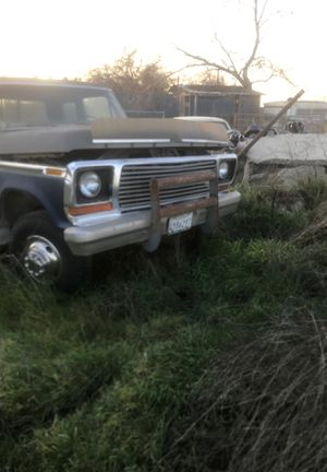 78 Ford F-350 diesel for Sale in Livingston, CA