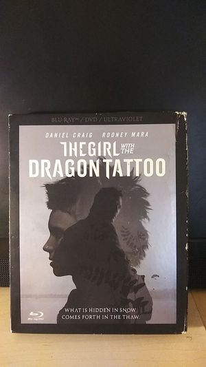 The girl with the dragon Tattoo for Sale in La Puente, CA